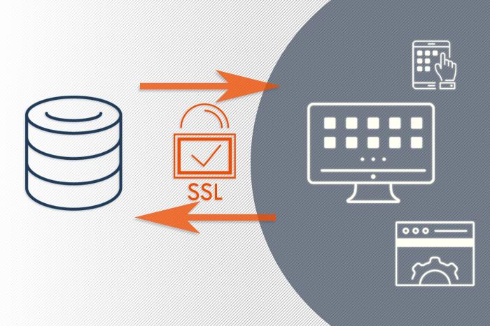 MySQL で クライアントと SSL/TLS を使った暗号化接続を行う